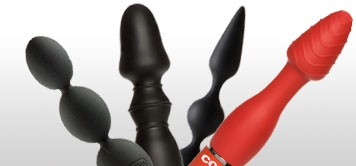Anal Toys & Vibrator - Sextoys for Men