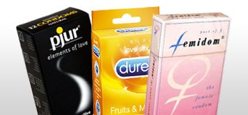 Contraceptives - Sextoys for couples