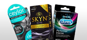 Condoms - Sextoys for Men