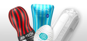 Tenga Masturbators - Sextoys for Men
