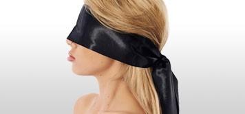 BDSM Kopfhauben, Masken & Augenbinden - BDSM - Bondage