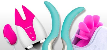 Clitoris Stimulators - Sextoys for Women