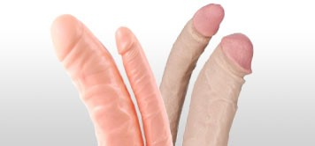 Double Dildo - Sextoys for couples