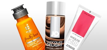 Flavored lubricants - Sextoys for Women
