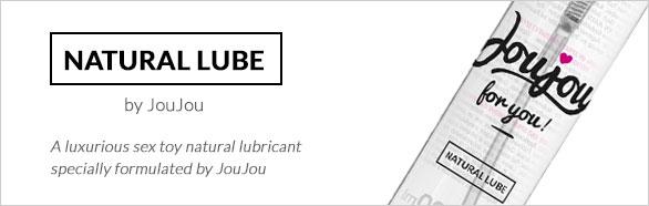 Lubrifiant naturel - Joujou.ch