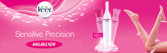 Sensitive Precision -Veet