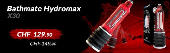 Hydromax X30 - Bathmate
