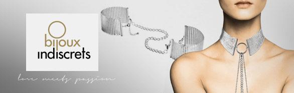 Harnais de soumission Maze H Noir - Bijoux Indiscrets