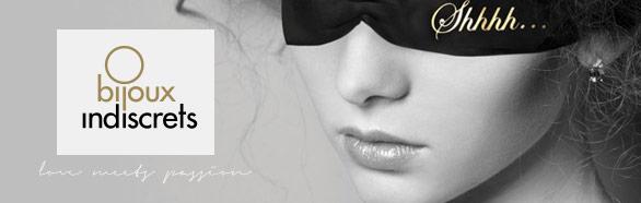 BDSM Augenbinde - Bijoux Indiscrets