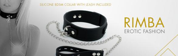 BDSM Halsband - Rimba