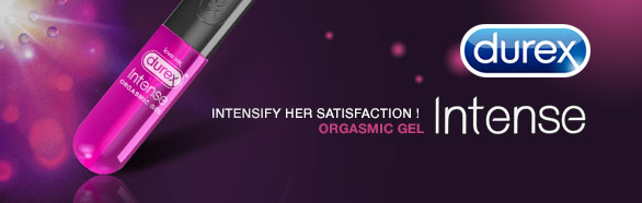 Durex Orgasm Intense - Gel orgasmique 10ml