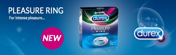 Le meilleur Cockring: Durex Pleasure Ring