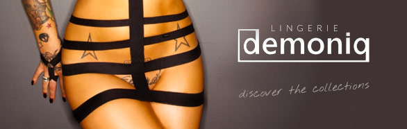 Lingerie sexy Demoniq - Nouvelle collection