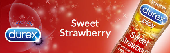 Durex Play Sweet Strawberry