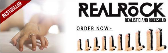 Realistische Dildo Vibrator RealRock