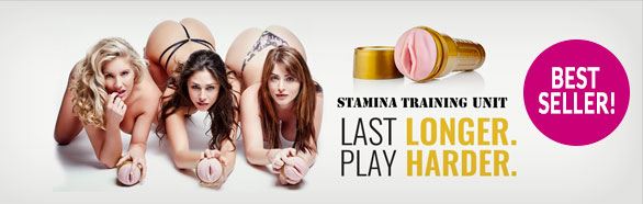 Masturbateur Fleshlight Stamina Training