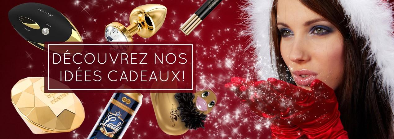 Cadeaux Sexy pour Noël - Sextoys