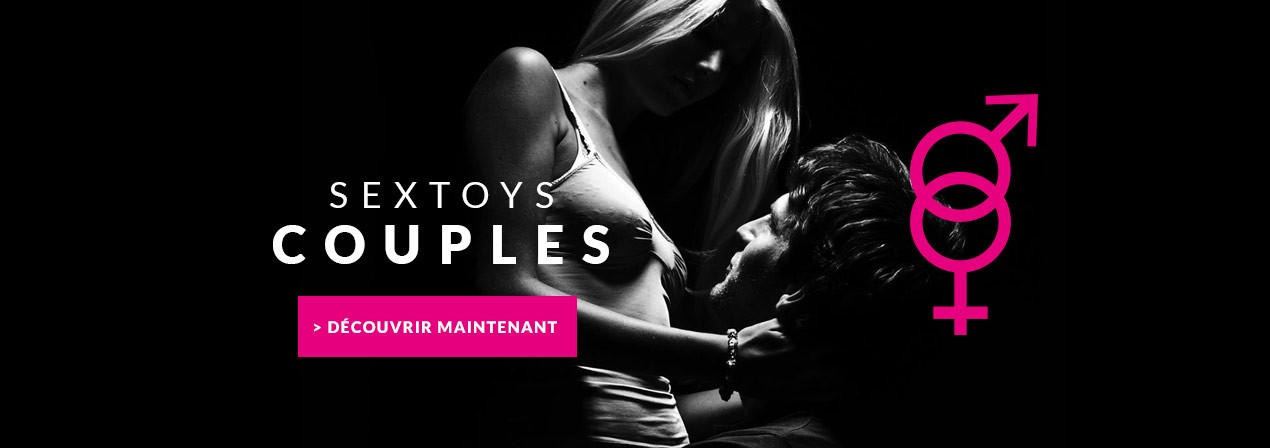 Découvrez nos sextoys pour couples