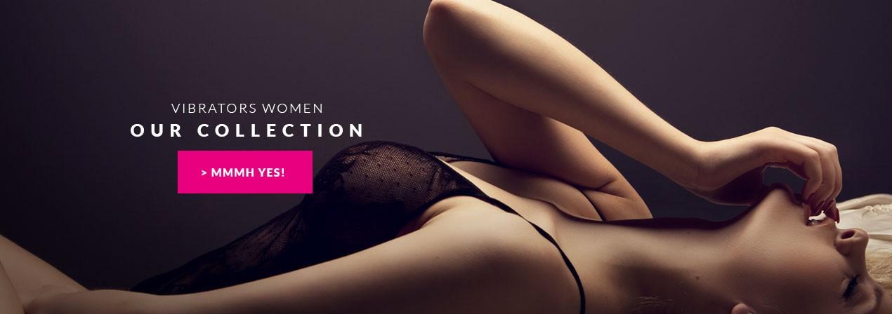 Vibrator for women